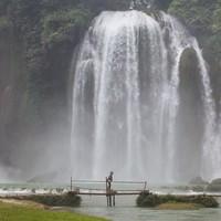British tourists killed in Vietnam were 'sucked down by waterfall'