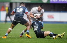 Conan ruled out of Zebre clash through injury