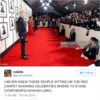 This red carpet secret is blowing everyone's mind