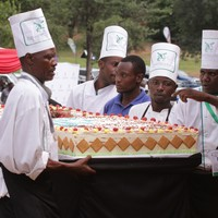 Food shortages aren't stopping Mugabe from throwing himself a massive birthday party