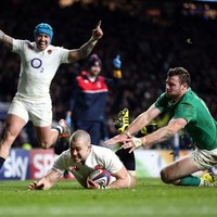 Bleak picture for Ireland, Billy the bruiser and more Twickenham talking points
