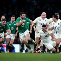 Here's how we rated Ireland in the loss to England
