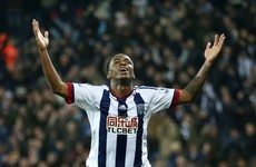 Misfit Berahino on target as West Brom withstand Wickham revolt
