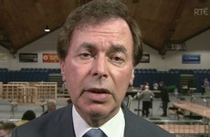 Former Justice Minister Alan Shatter loses Dáil seat