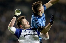 Brogan the hero for Dublin as they snatch victory at the death against Monaghan