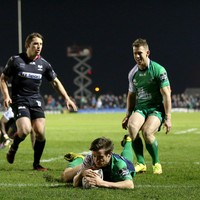 Another impressive win as Connacht remain top of Pro12