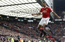 As it happened: Manchester United v Arsenal, Premier League