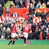 Rashford the hero again as Man United put a dent in Arsenal's title challenge