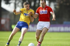 Roscommon hit four goals as they hammer Cork by 18 points