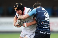 Two late tries sink Ulster in Cardiff