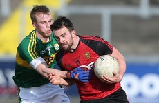 Donaghy and Cooper return for Kerry in 16-point win over Down
