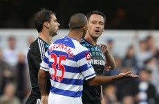 FA chiefs to investigate John Terry racism allegations