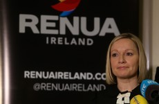Lucinda's bad day: Renua has failed to win a single Dáil seat