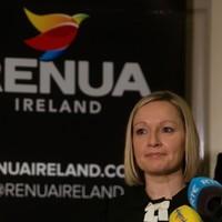 Lucinda's bad day: Renua has failed to win a single Dáil seat