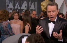 The 7 most surreal moments from the E! Oscars red carpet coverage