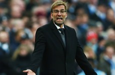 Jurgen Klopp feeling like 's***' after cup loss