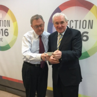 Bertie says 'no chance in hell' government will be formed before Easter