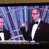 This Oscar winner's surprise message to his kids was the best 'thank you' of the night