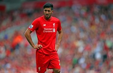 Some Liverpool fans think Emre Can's cheeky penalty caused them to lose yesterday