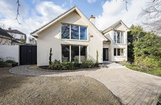 This remodelled Clonskeagh house is a bright and modern family home