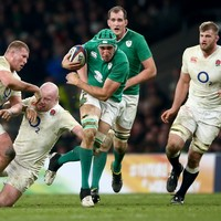'We can't afford to be passive': Schmidt enthused by debut performances, but bemoans Irish defence in London