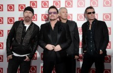 U2 are the 'best act of the past 25 years'