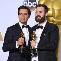 Benjamin Cleary says he's going to keep his Oscar at 'the auld pair's gaff'