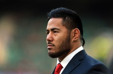 Manu Tuilagi is back in the England squad after a two-year absence