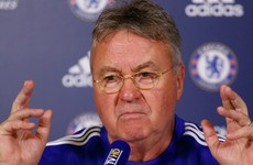 Chelsea using rugby to help turn around their season says Hiddink
