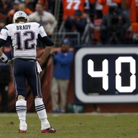 Tom Brady joked about playing until he is nearly 50 but he'll get to 42 at least