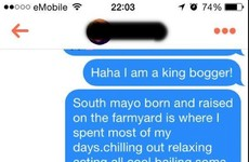 11 of the greatest things ever spotted on Irish Tinder