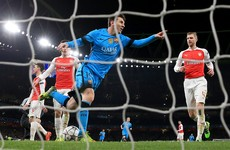 Pick it out: What was the best Champions League goal last week?