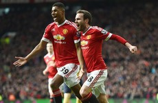 Mata urges Rashford to stay grounded after stunning Manchester United debut