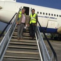 This funeral director is bringing a Boeing 767 from Shannon to Sligo for a new glamping village