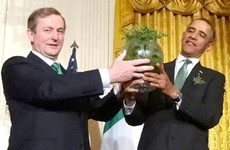 Enda is off to Washington, but only a few ministers will get a Paddy's Day trip