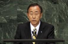 World leaders discuss development goals