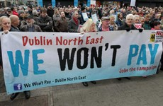 Poll: Should we abolish water charges?