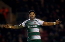 Returning England centre Tuilagi not looking back on police assault conviction