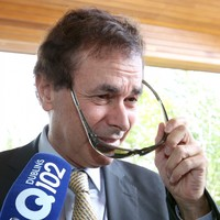 We put Leo in charge of communications, God help us - Shatter