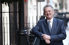 Dragon's Den star Peter Casey wants to give rural Ireland a boost if he gets into the Seanad