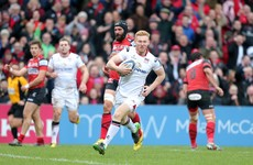 Exciting Ulster wing prospect Rory Scholes agrees move to Edinburgh