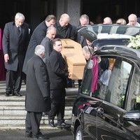 """He'll be the first to tell St Peter to feck off"" - Ireland says farewell to Frank Kelly"