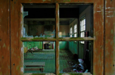 Photos: Inside the abandoned schoolhouses of rural Ireland