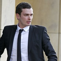 Adam Johnson found guilty of one count of sexual activity with child