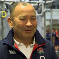 Eddie Jones' self-imposed media ban lasted almost four full days, but HE'S BACK!
