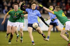 Three sent-off as Dublin U21's thankful to O'Callaghan brilliance in win over Meath