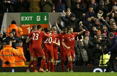 Liverpool rout City to avenge League Cup heartache