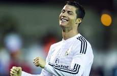 Real bounce back from derby defeat as Ronaldo puts team-mate unrest behind him