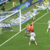 Malaga goalkeeper scores shockingly bad own-goal to hand Gary Neville another win