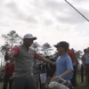 11-year-old hits a hole-in-one in front of Tiger Woods on inaugural tee shot at his new course